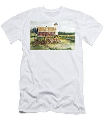 Door County Men's T-Shirt (Athletic Fit)