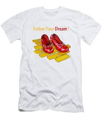 Famous Places T-Shirts