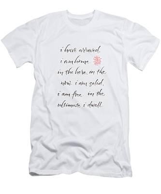 Gatha Five Men's T-Shirt (Athletic Fit)