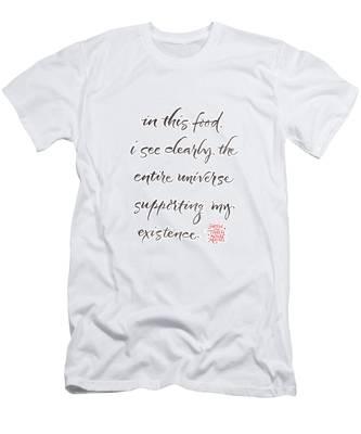 Gatha Three Men's T-Shirt (Athletic Fit)