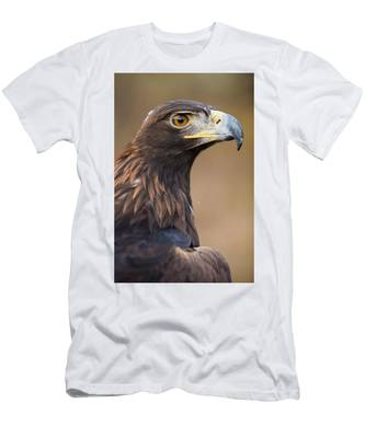 Golden Eagle Men's T-Shirt (Athletic Fit)