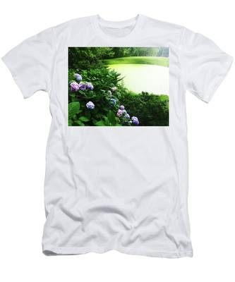 Green Pond Men's T-Shirt (Athletic Fit)