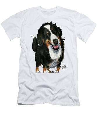 Bernese Mountain Dog T-Shirts