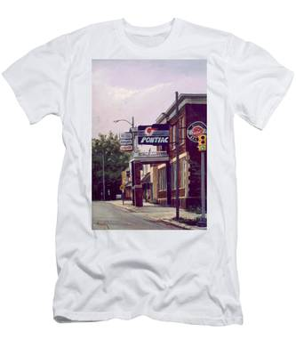 Hemlock Hotel Men's T-Shirt (Athletic Fit)