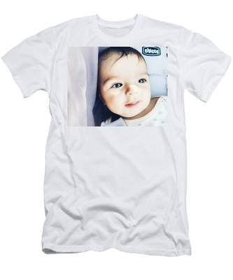 In Your Eyes #1 Men's T-Shirt (Athletic Fit)