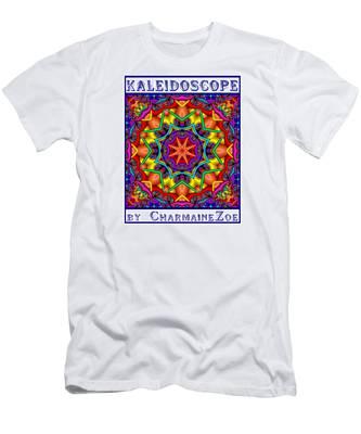 Kaleidoscope 2 Men's T-Shirt (Athletic Fit)