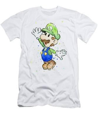 Designs Similar to Luigi Watercolor