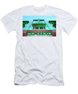 Mcalpin Hotel Men's T-Shirt (Athletic Fit)