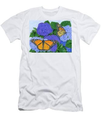Hydrangea T-Shirts