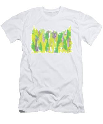 Nature - Abstract Men's T-Shirt (Athletic Fit)