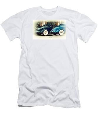 Nice Wheels Men's T-Shirt (Athletic Fit)