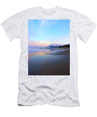 Oregon Coast 4 Men's T-Shirt (Athletic Fit)