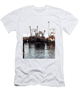 Shinnecock Painting Men's T-Shirt (Athletic Fit)