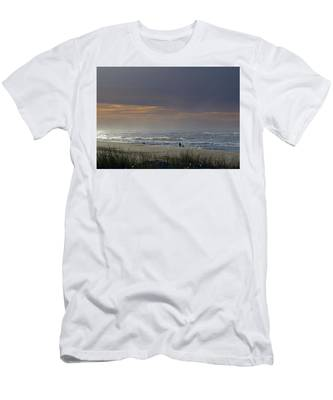 Stroll I I I  Men's T-Shirt (Athletic Fit)