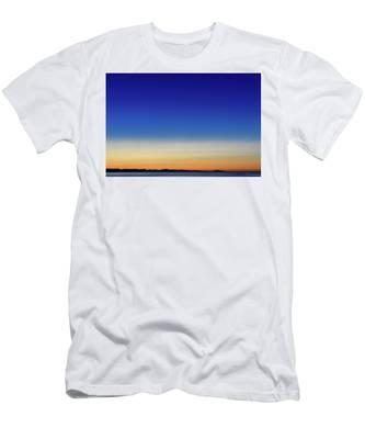 Stunning Sunset I Men's T-Shirt (Athletic Fit)