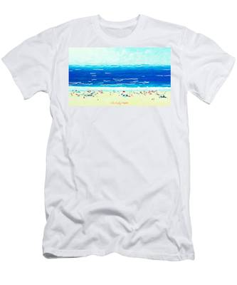 Sunday At Bondi Men's T-Shirt (Athletic Fit)