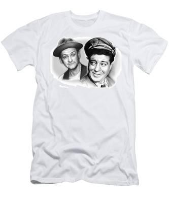 The Honeymooners Men's T-Shirt (Athletic Fit)