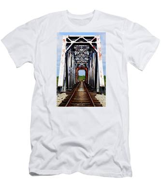 The Way Is Clear Men's T-Shirt (Athletic Fit)
