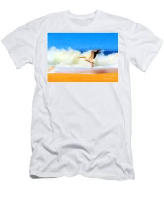 Touch Down Men's T-Shirt (Athletic Fit)