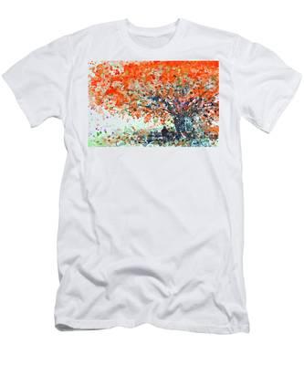Flamboyant Tree T-Shirts