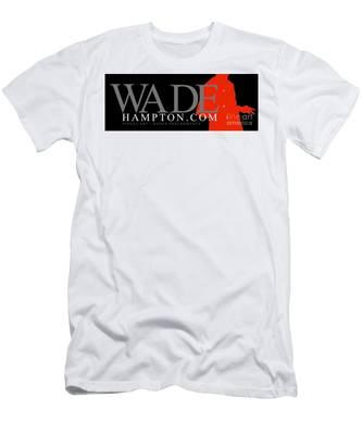 Wadehampton.com Men's T-Shirt (Athletic Fit)