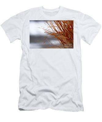 Winter Grass - 2 Men's T-Shirt (Athletic Fit)