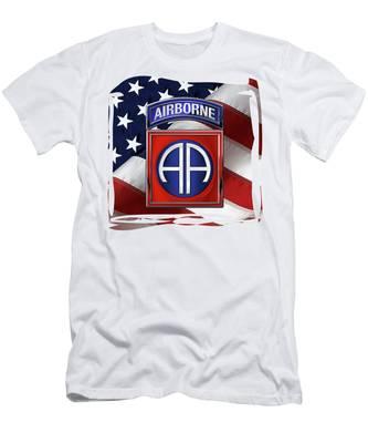 82nd Airborne T-Shirts