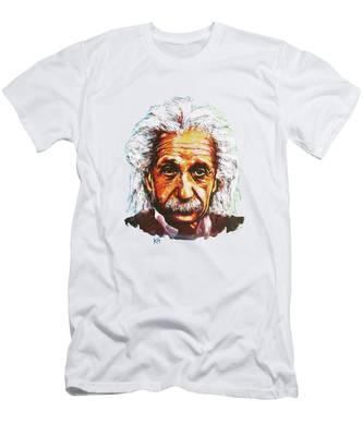 Albert Tribute Men's T-Shirt (Athletic Fit)
