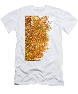 Autumn Explosion 2 Men's T-Shirt (Athletic Fit)