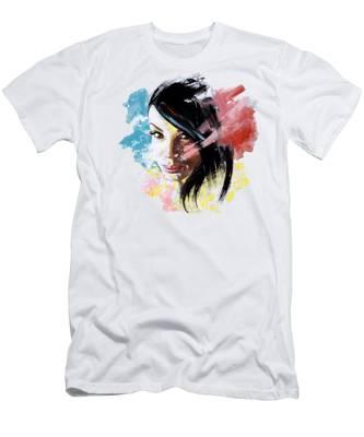 Bridgette Men's T-Shirt (Athletic Fit)