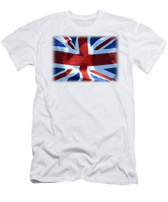 Designs Similar to British Union Jack Flag T-shirt
