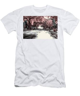 Empty Street Men's T-Shirt (Athletic Fit)