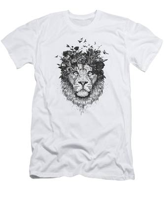 Designs Similar to Floral Lion by Balazs Solti