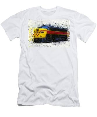 Loco #6777 Men's T-Shirt (Athletic Fit)