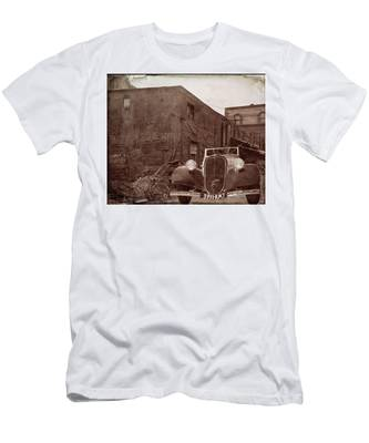 New 1936 Citroen Old Neighborhood Men's T-Shirt (Athletic Fit)