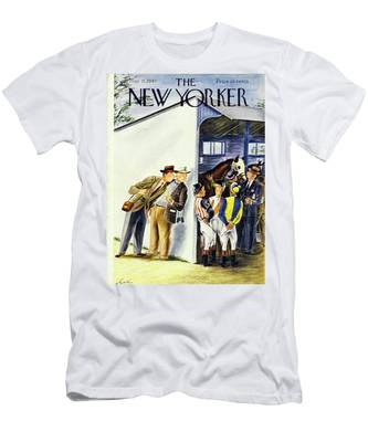 New Yorker May 31, 1947 Men's T-Shirt (Athletic Fit)