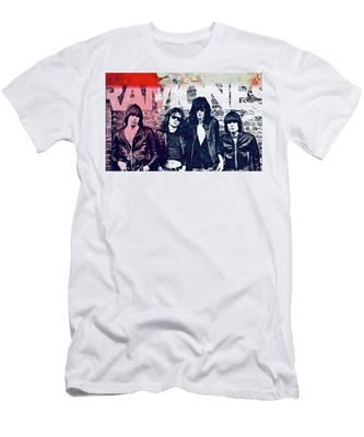 Ramones Men's T-Shirt (Athletic Fit)