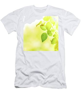 Summer Sun Iv Men's T-Shirt (Athletic Fit) by Anne Leven