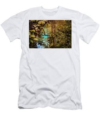 The Blue Lagoon Men's T-Shirt (Athletic Fit)