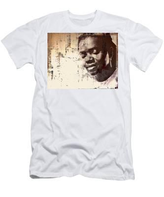 Tracy Chapman Men's T-Shirt (Athletic Fit)