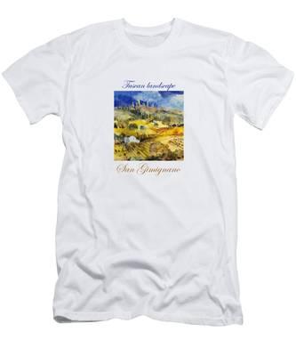 Tuscany T-Shirts