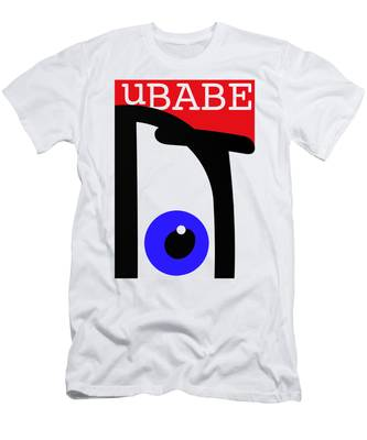 uBABE Men's T-Shirt (Athletic Fit)