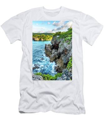 Welcome To Portland Jamaica Men's T-Shirt (Athletic Fit)