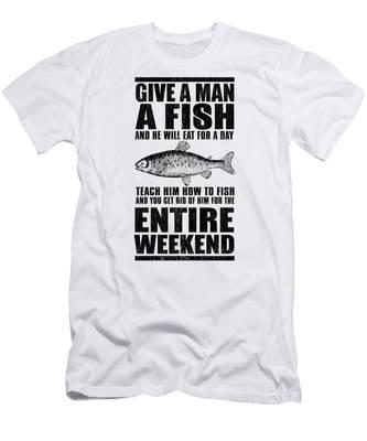 Art /& Detail Fischer Fishing Sweat-shirt Fb Noir