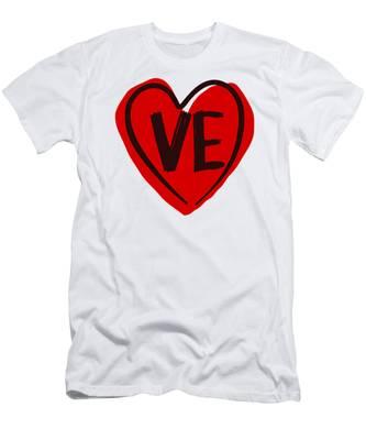 I Love Heart North Lincolnshire T-Shirt
