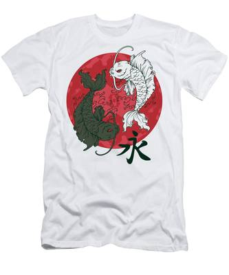 Oriental T-Shirts