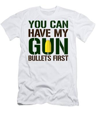 I Will Give up My Guns Sons Of Liberty Hoodie Sweatshirt Bullets First