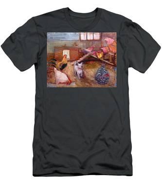 An026 Men's T-Shirt (Athletic Fit)