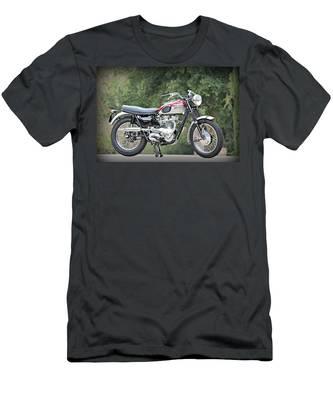 1961 Triumph Tr6c Men's T-Shirt (Athletic Fit)