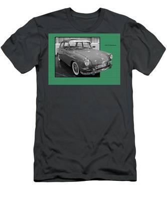 1965 Vw Notchback Men's T-Shirt (Athletic Fit)